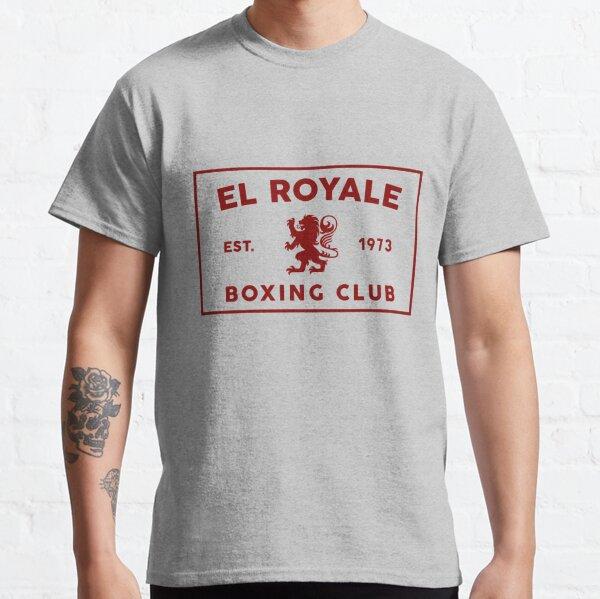 El Royale Boxing Club Riverdale Camiseta clásica