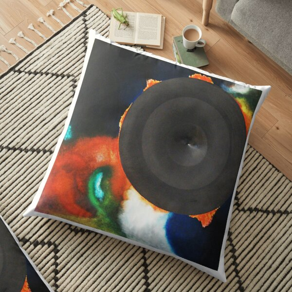 Singularity Floor Pillow