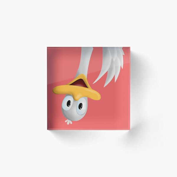Hello Goose! Acrylic Block