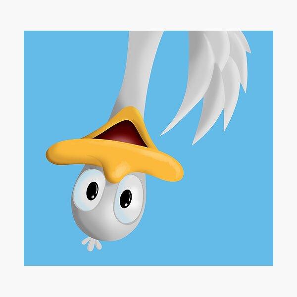 Hello Goose! Photographic Print