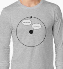 Hydrogen Humour Long Sleeve T-Shirt