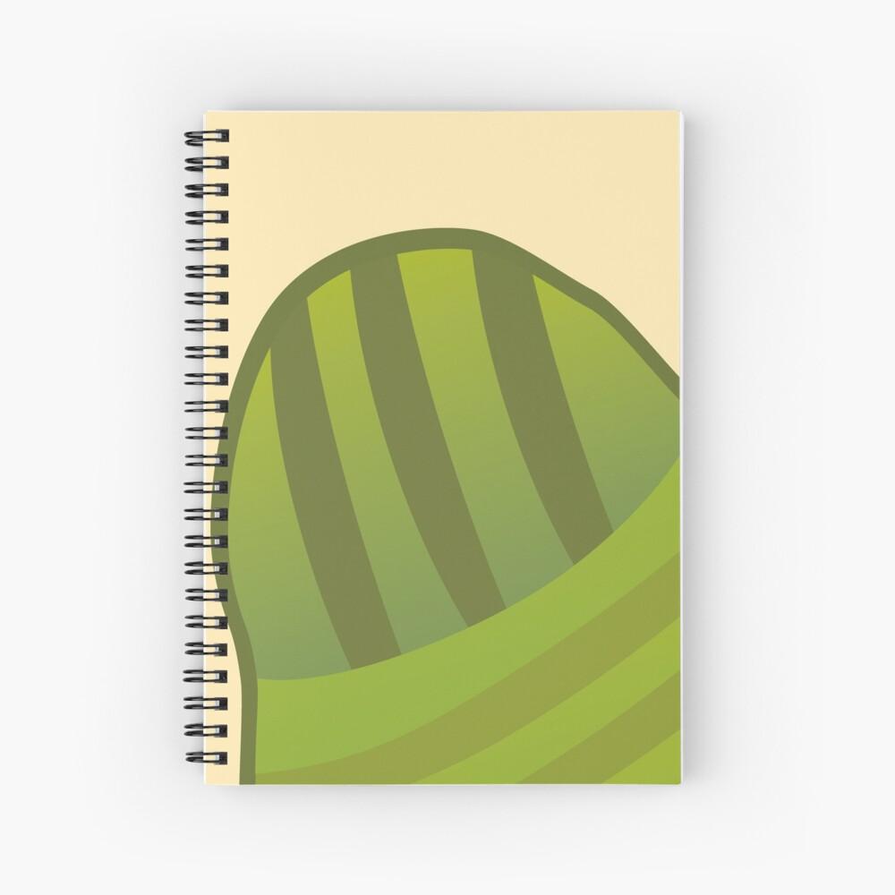 Tamal De Arroz Cuaderno de espiral