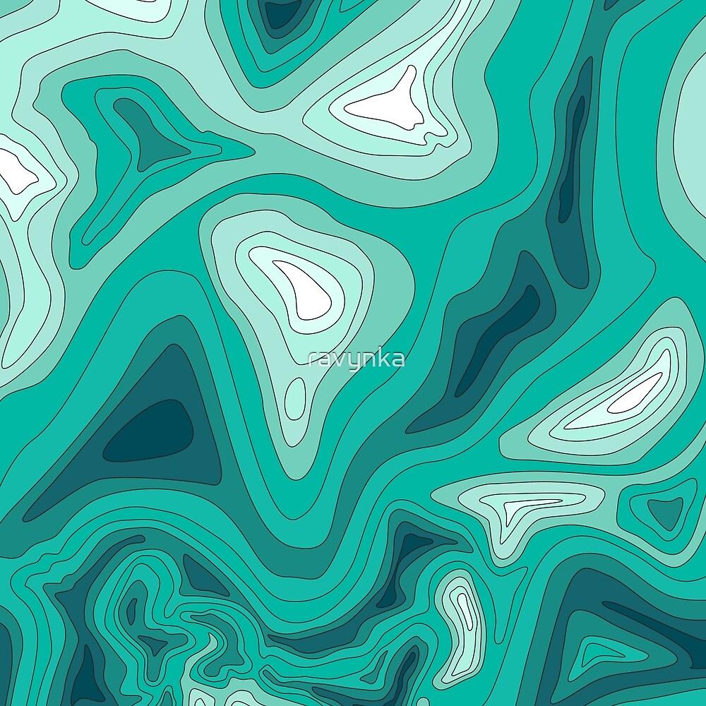 """""""Ocean depth topography map pattern"""" by ravynka   Redbubble  """"Ocean dep..."""