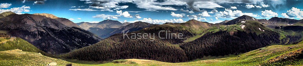 Continental Divide by Kasey Cline