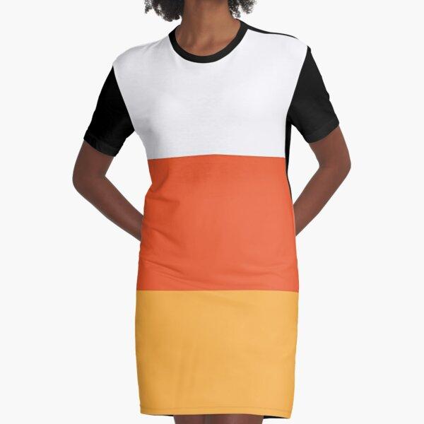 Caramelo de maíz Vestido camiseta