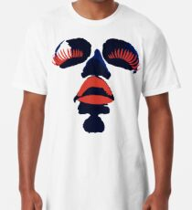 Red Lips Babe Long T-Shirt