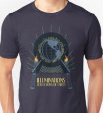 Illuminationen - Reflexionen der Erde Slim Fit T-Shirt