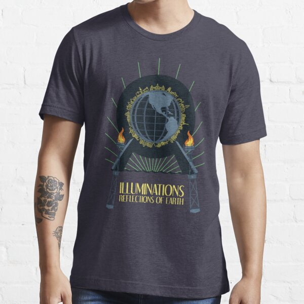 Illuminations - Reflections of Earth Essential T-Shirt
