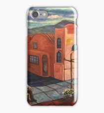 Casas Rosadas iPhone Case/Skin