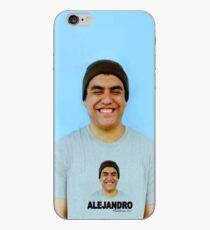 Vinilo o funda para iPhone Alejandro 3