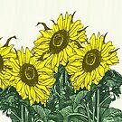 Sonnenblumenaufenthalt von anni103