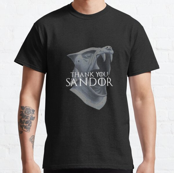 The Hound - Thank You Sandor Classic T-Shirt