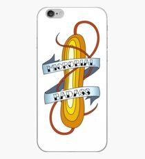 Microbial Badass Tattoo - full colour iPhone Case