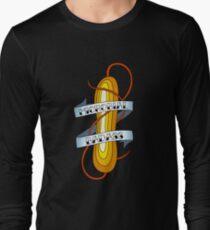 Microbial Badass Tattoo - full colour Long Sleeve T-Shirt