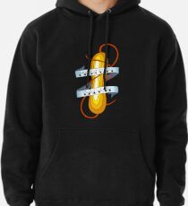 Microbial Badass Tattoo - full colour Pullover Hoodie