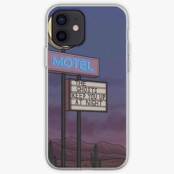 Ghost Motel iPhone Soft Case