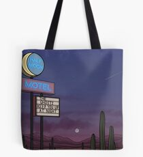 Ghost Motel Tote Bag