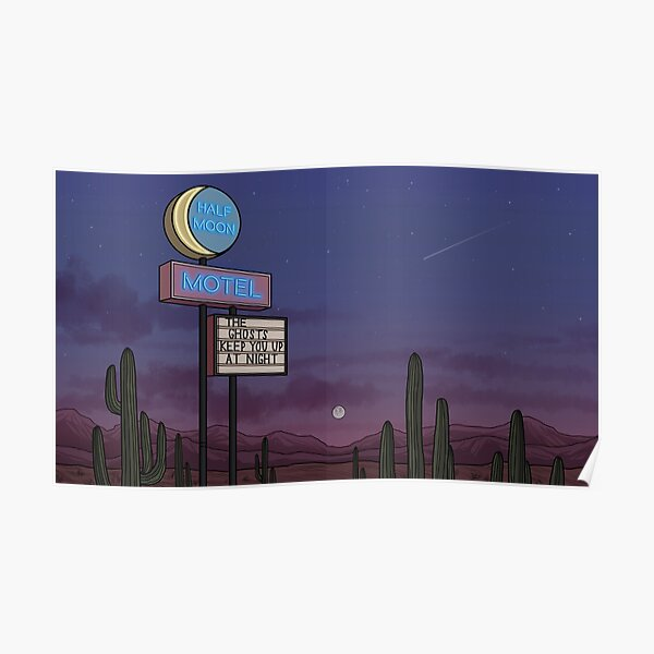 Ghost Motel Poster