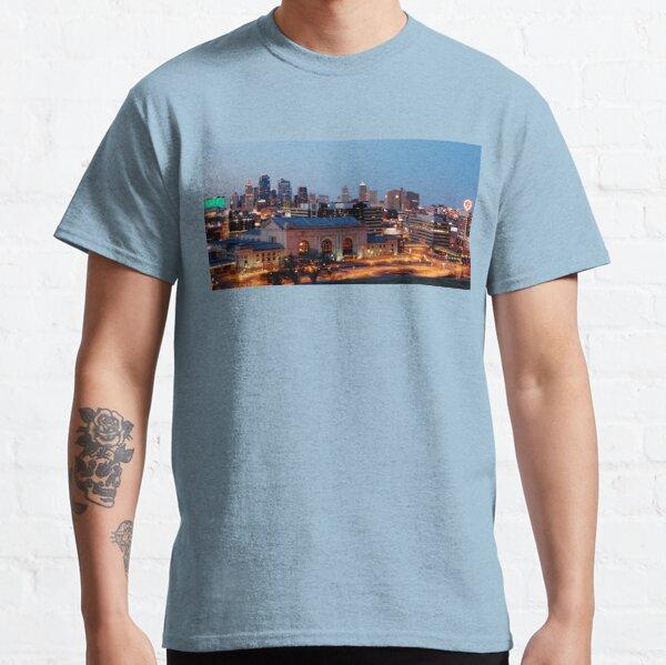 KC Skyline by J. Alexander Greenwood Classic T-Shirt