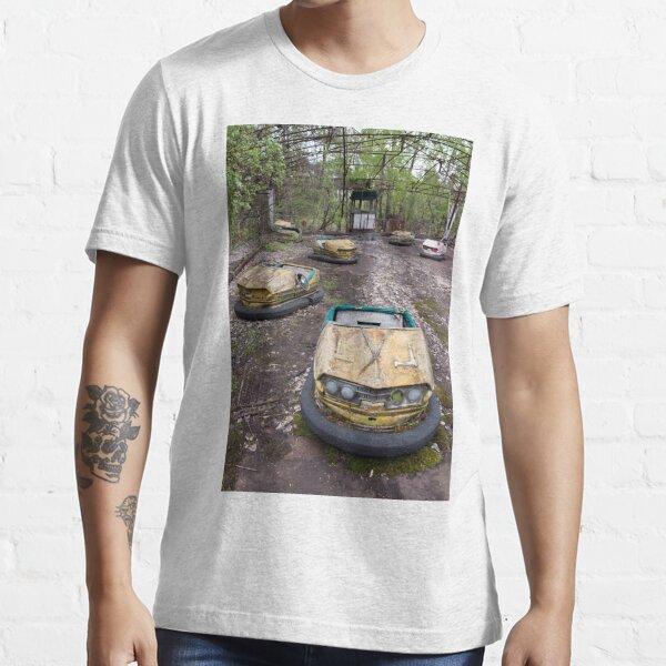 DODGEY - [CHERNOBYL ZONE] Essential T-Shirt