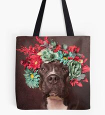 Flower Power, Molly Tote Bag