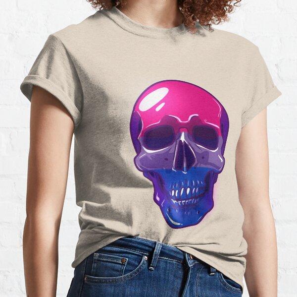 Bi Skull Classic T-Shirt