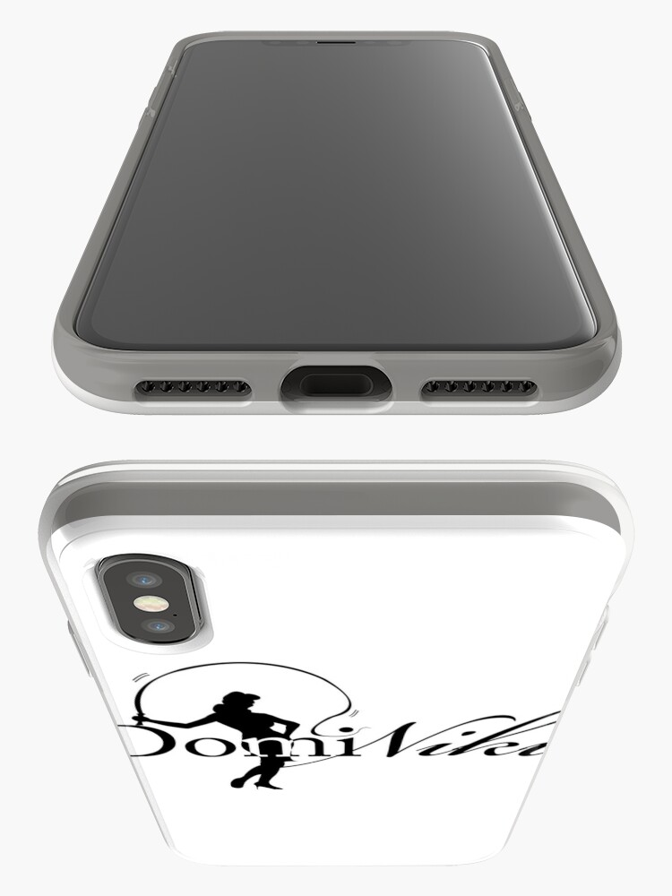 Alternate view of Le DomiNiki Logo iPhone Cases & Covers