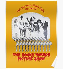 Die Rocky Horror Picture Show Poster