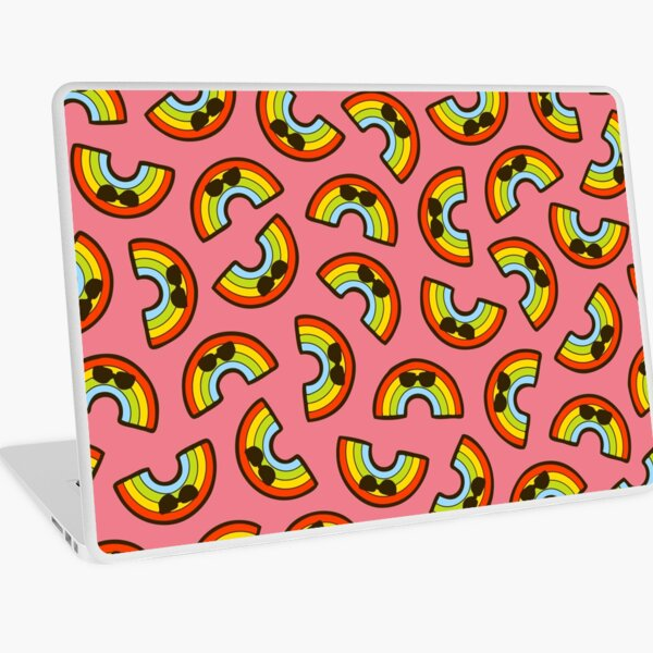 Cool Rainbow Pattern Laptop Skin