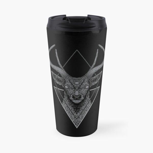 Dark Deer Travel Mug