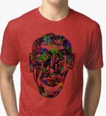 DaBnOtU _aCcOrDiNgLy Tri-blend T-Shirt