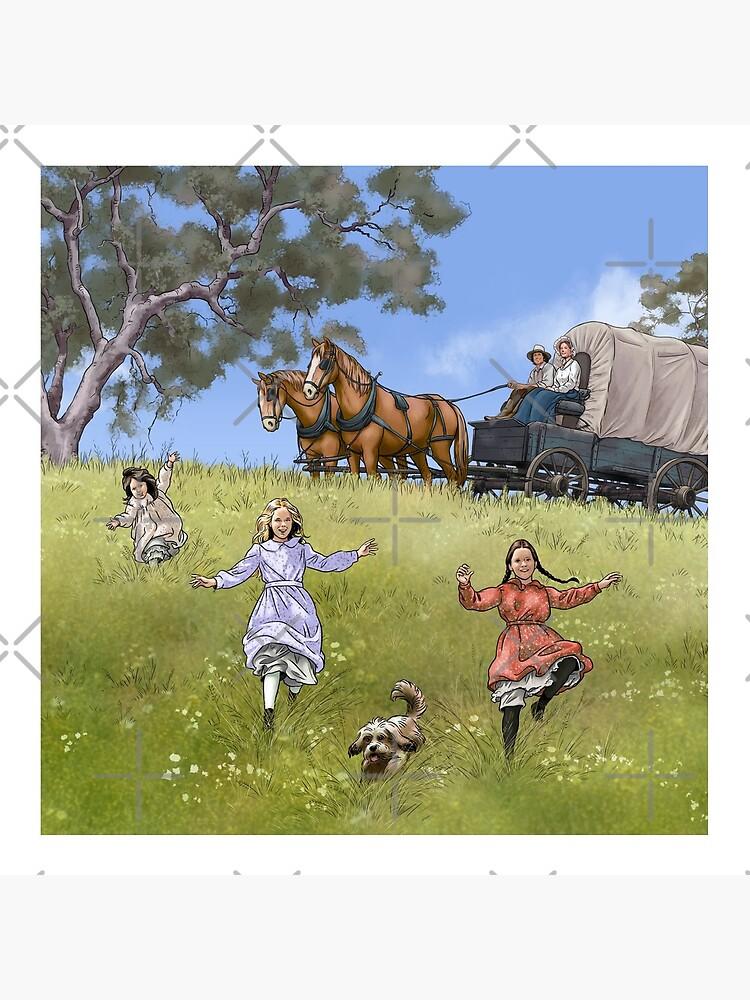 Prairie Family by erikebec