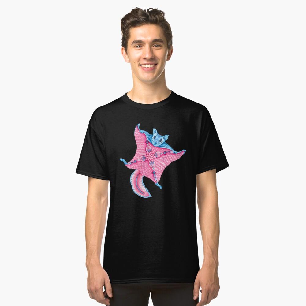Flying Squirrel Totem Classic T-Shirt