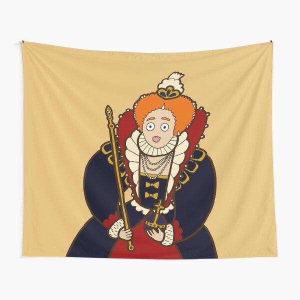 Good Queen Bess Tapestry
