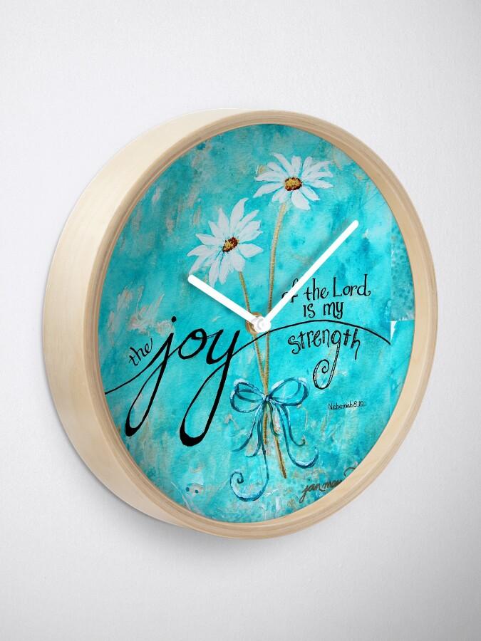 Alternative Ansicht von Die Freude des Herrn ist meine Stärke von Jan Marvin Uhr