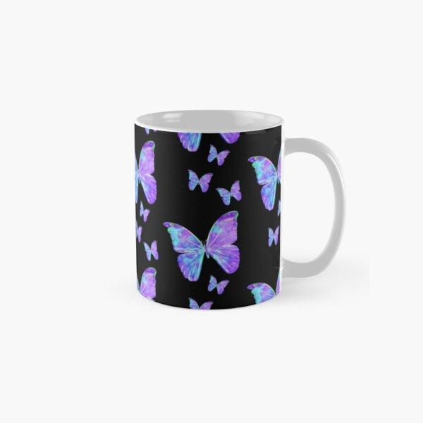 Purple Butterflies by Jan Marvin Classic Mug