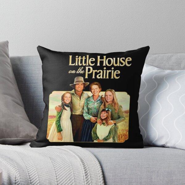 A Little House Throw Pillow