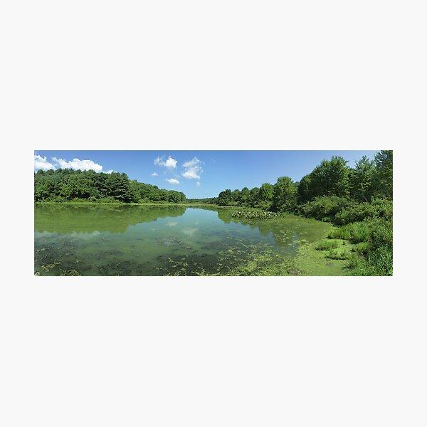 Frances Slocum Lake (Northeast Shore) Photographic Print