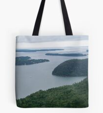 Somes Sound Tote Bag