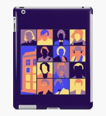 Doctors-Pop iPad Case/Skin