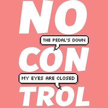 no control - bubblegum by thepattymatos