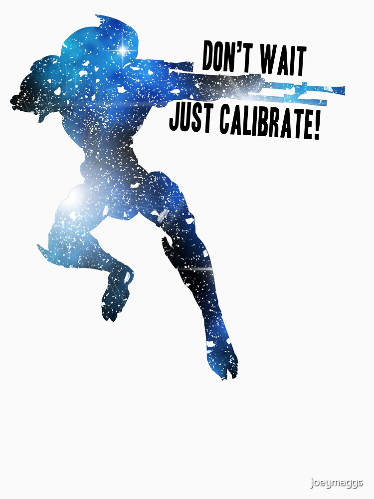 Mass Effect Silhouettes, Garrus - Don't Wait, Just Calibrate! von joeymaggs