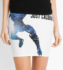 Mass Effect Silhouettes, Garrus - Don't Wait, Just Calibrate! Mini Skirt