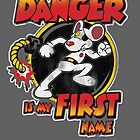 Danger is my First Name by ianleino