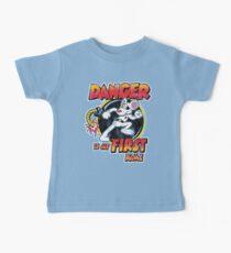 Gefahr ist mein Vorname Baby T-Shirt