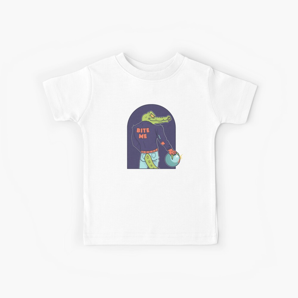 Alley Gator Kids T-Shirt