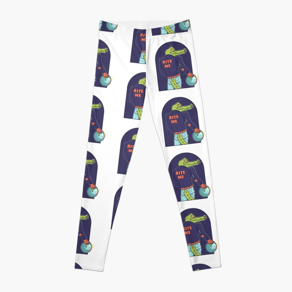 Alley Gator Leggings