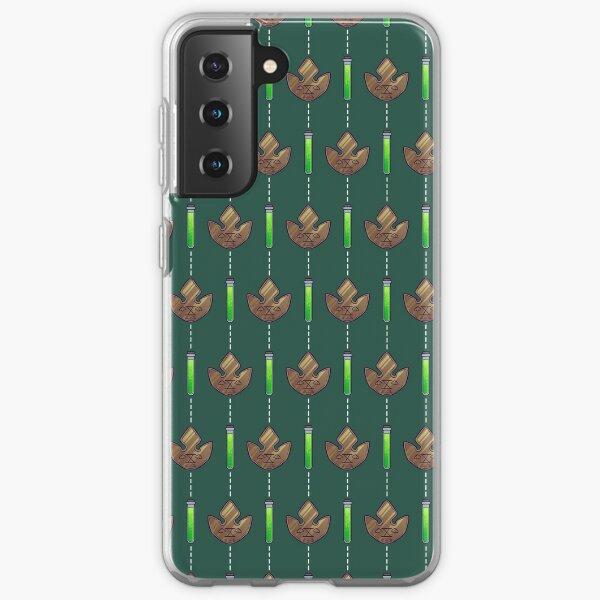 TSFHJ- Henry Pattern Samsung Galaxy Soft Case