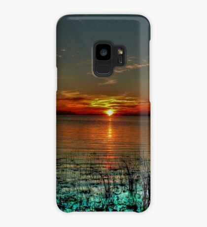 Opalescent Sunset Case/Skin for Samsung Galaxy
