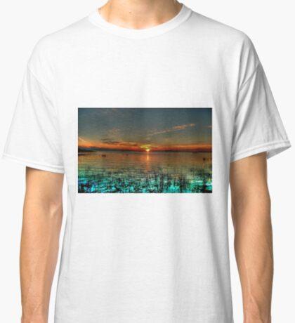 Opalescent Sunset Classic T-Shirt
